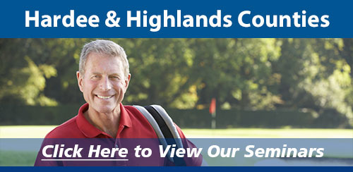 Medicare Advantage Plans in Hardee and Highlands County Florida